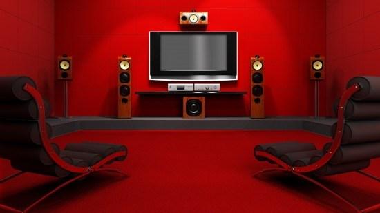 red-room-beautiful-house-interior-light