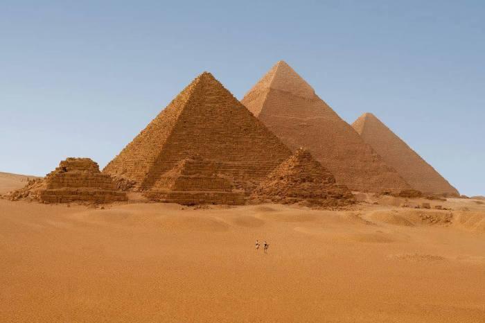 Egypt...The Eternal shine of Orion!