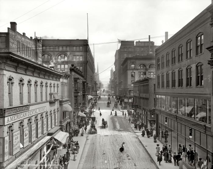 Kansas City, Missouri, circa 1906