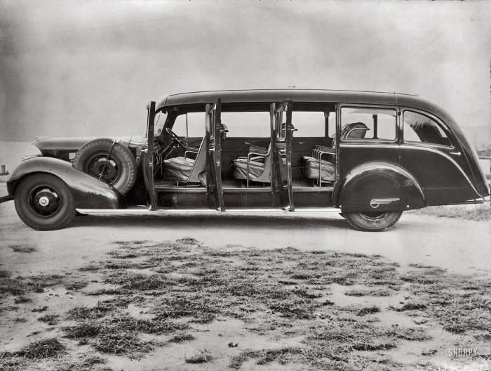 Rotorua Cadillac 1938