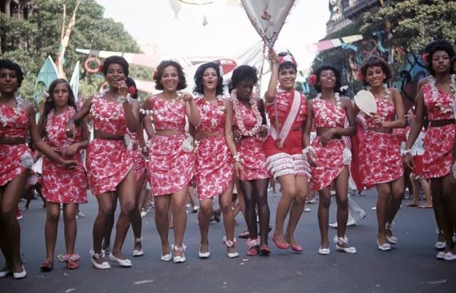 Carnival Girls, Rio de Janeiro 1964