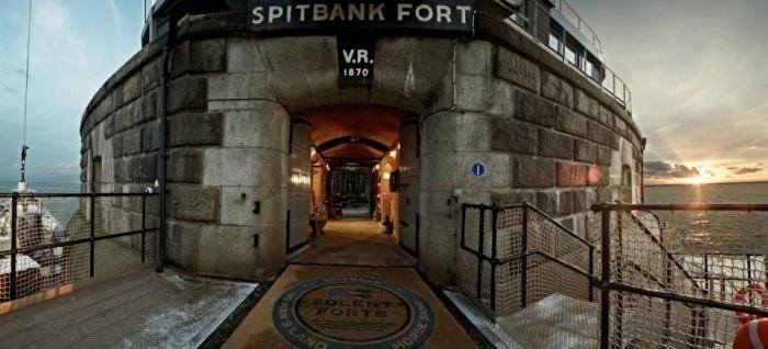Spitbank Fort 2