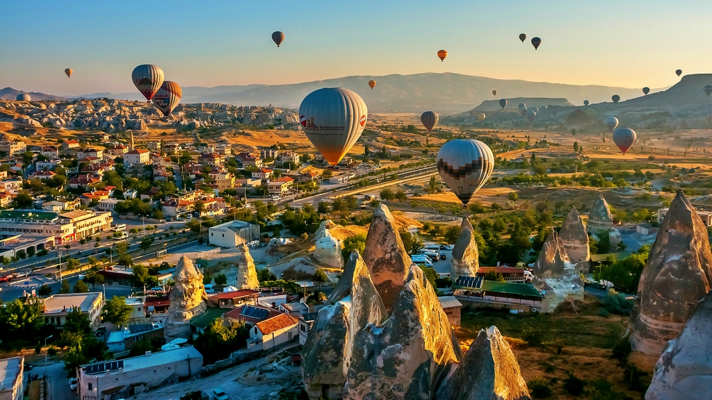 Goreme Turkey  city photos : Goreme, Kapadokya, Turkey | ALK3R
