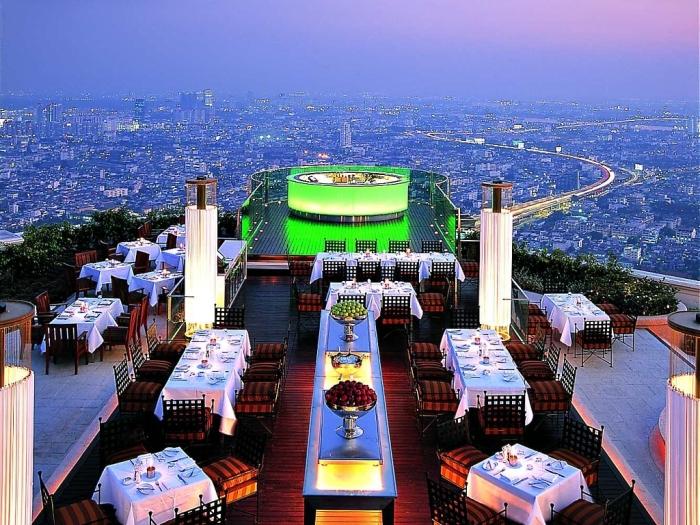 Hotel Lebua At State Tower, Bangkok