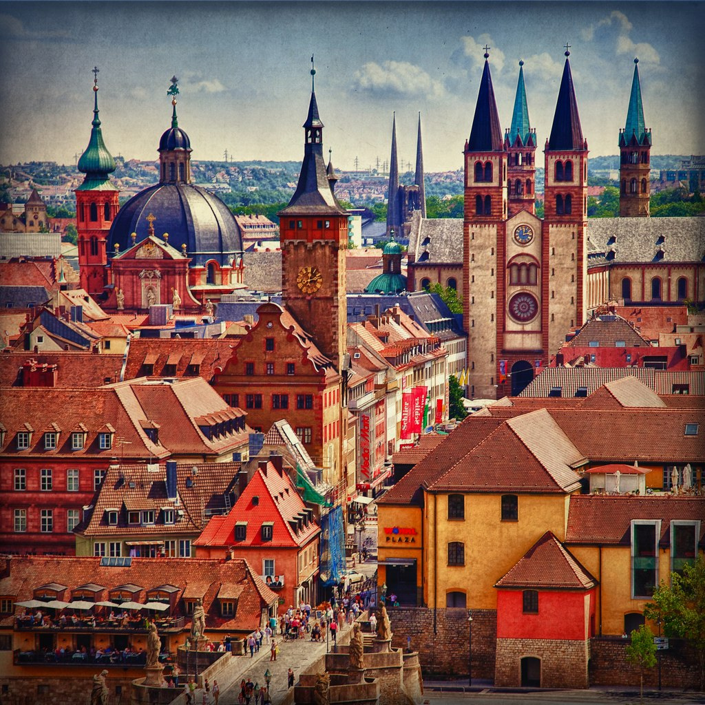 Wurzburg Germany  City new picture : Wurzburg, Bavaria, Germany | ALK3R