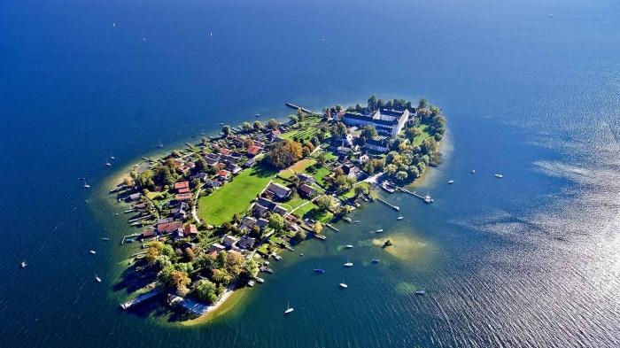 Frauenchiemsee Island, Germany