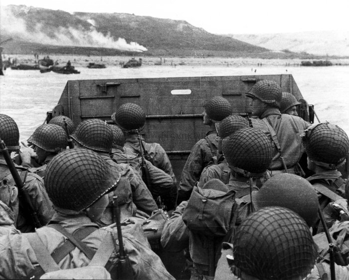 The Normandy Invasion