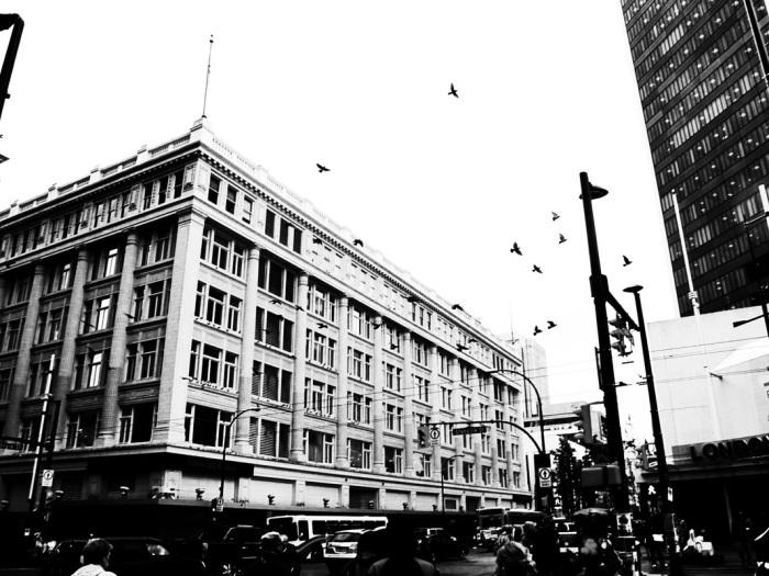 Black & White vancuver