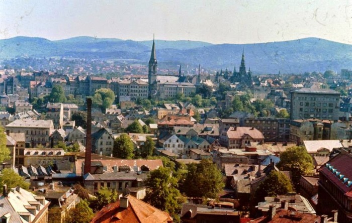 Liberec, Czech Republic, 1970