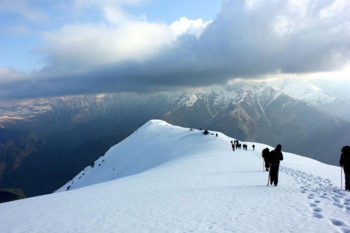 Tilalotni, Himachal Pradesh ~13,000 ft