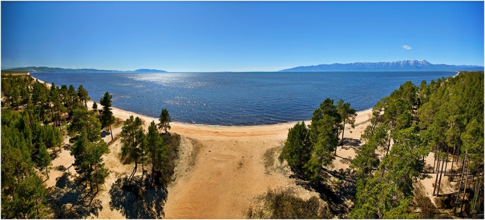 Lake Baikal is the deepest lake in the world
