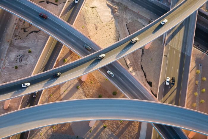 Over Ramps, Albuquerque, New Mexicao, USA, 2008