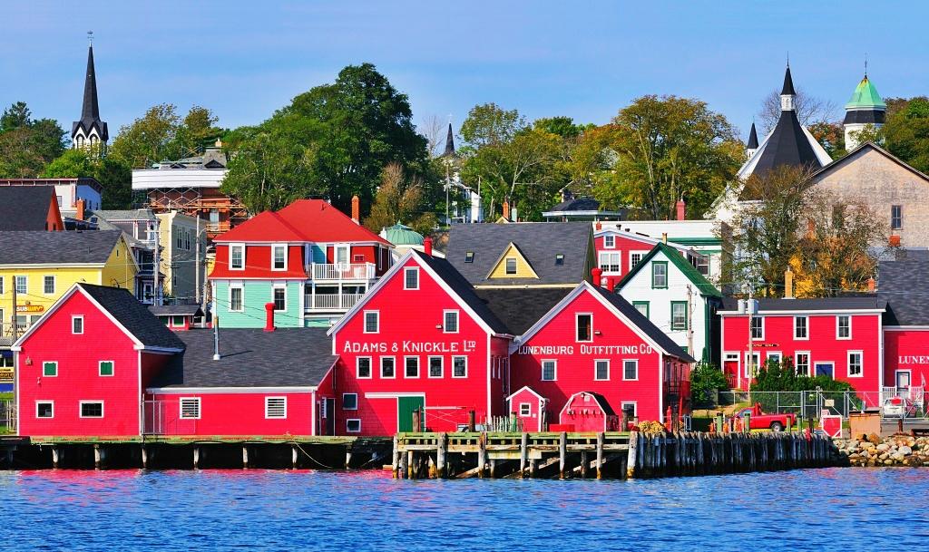 Halifax (NS) Canada  City pictures : Lunenburg, Nova Scotia, Canada | ALK3R