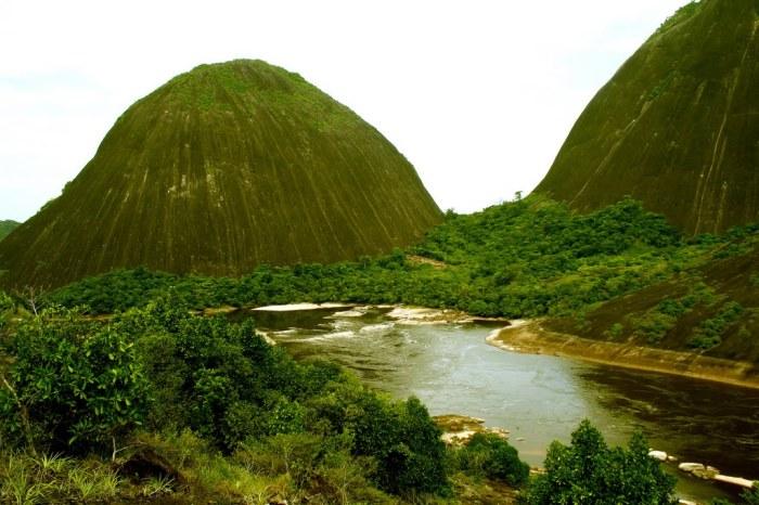 Cerros de Mavicure, Colombia