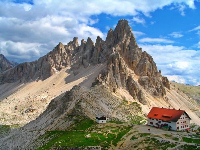 Dolomites, Climbing, Hiking