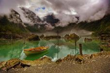 Lake Bondhus, Norway