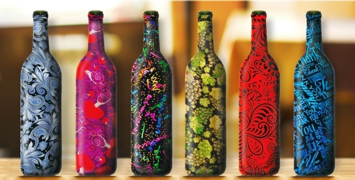ways to reuse glass bottles 10