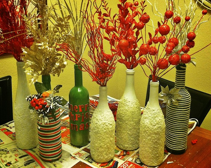 ways to reuse glass bottles 5