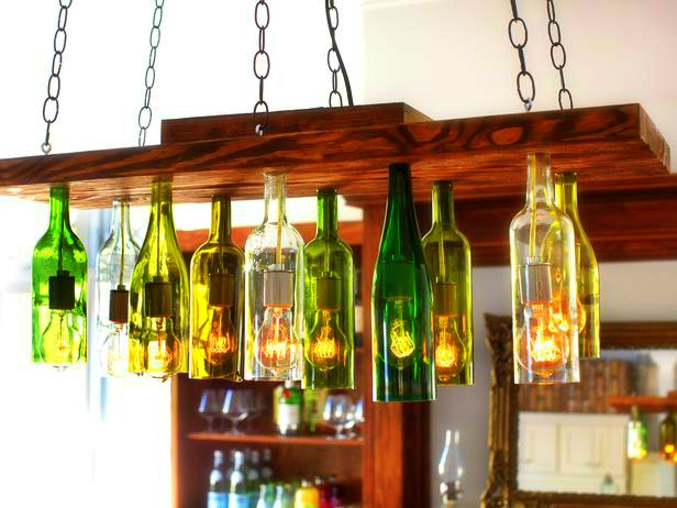 ways to reuse glass bottles 8