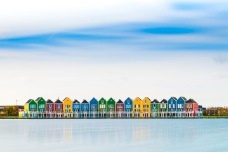 colorful-houses-of-houten-holland