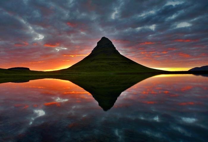 Grundarfjoerdur, Snaefellsnesog Hnappadalssysla, Iceland