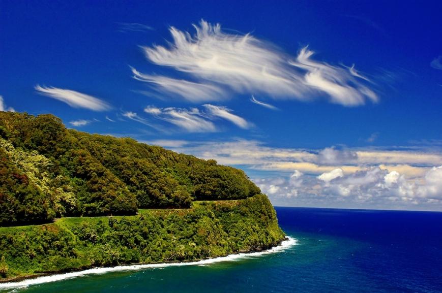 Honomanu bay, Maui