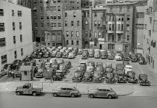 Sidelined, Effect of gasoline shortage, 1942