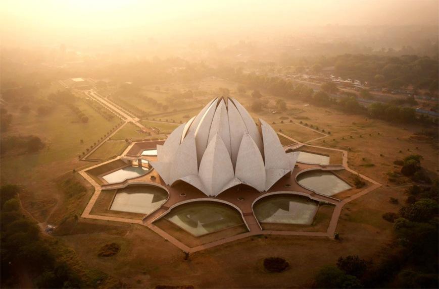 the-lotus-temple-india