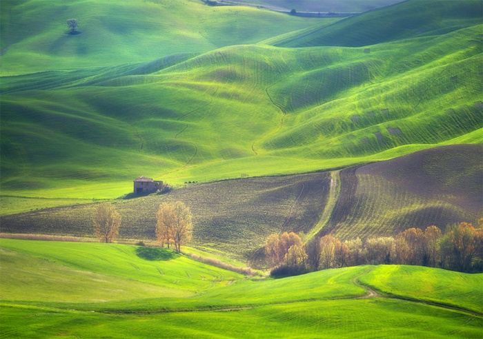 The Proverbial Rolling Hills In South Moravia 2