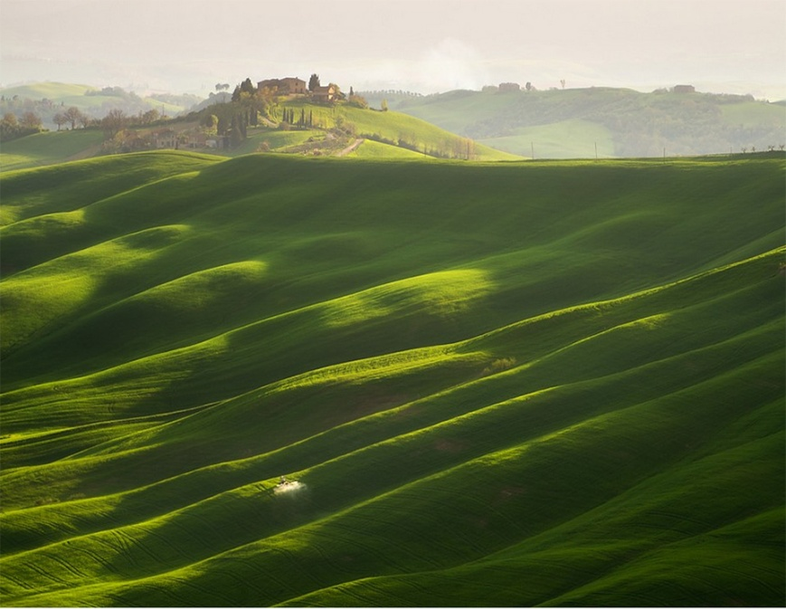 The Proverbial Rolling Hills In South Moravia 4