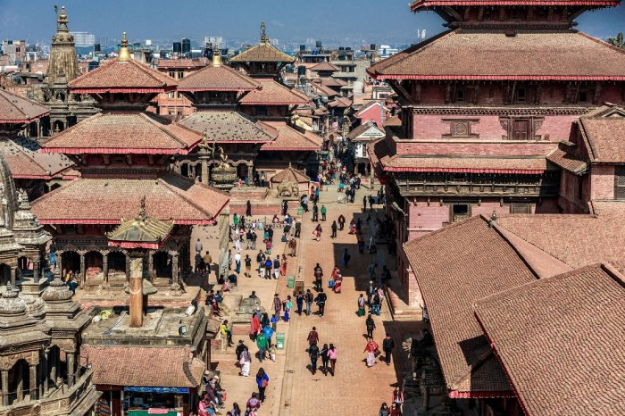 Patan, A Royal Palace where the Kings Resided. It is an Architectural Marvel and Unesco World Heritage Site.