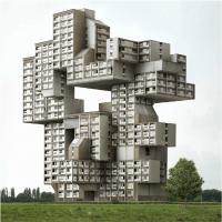 Soviet Brutalist Architecture