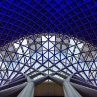 Symmetry Architecture Photography