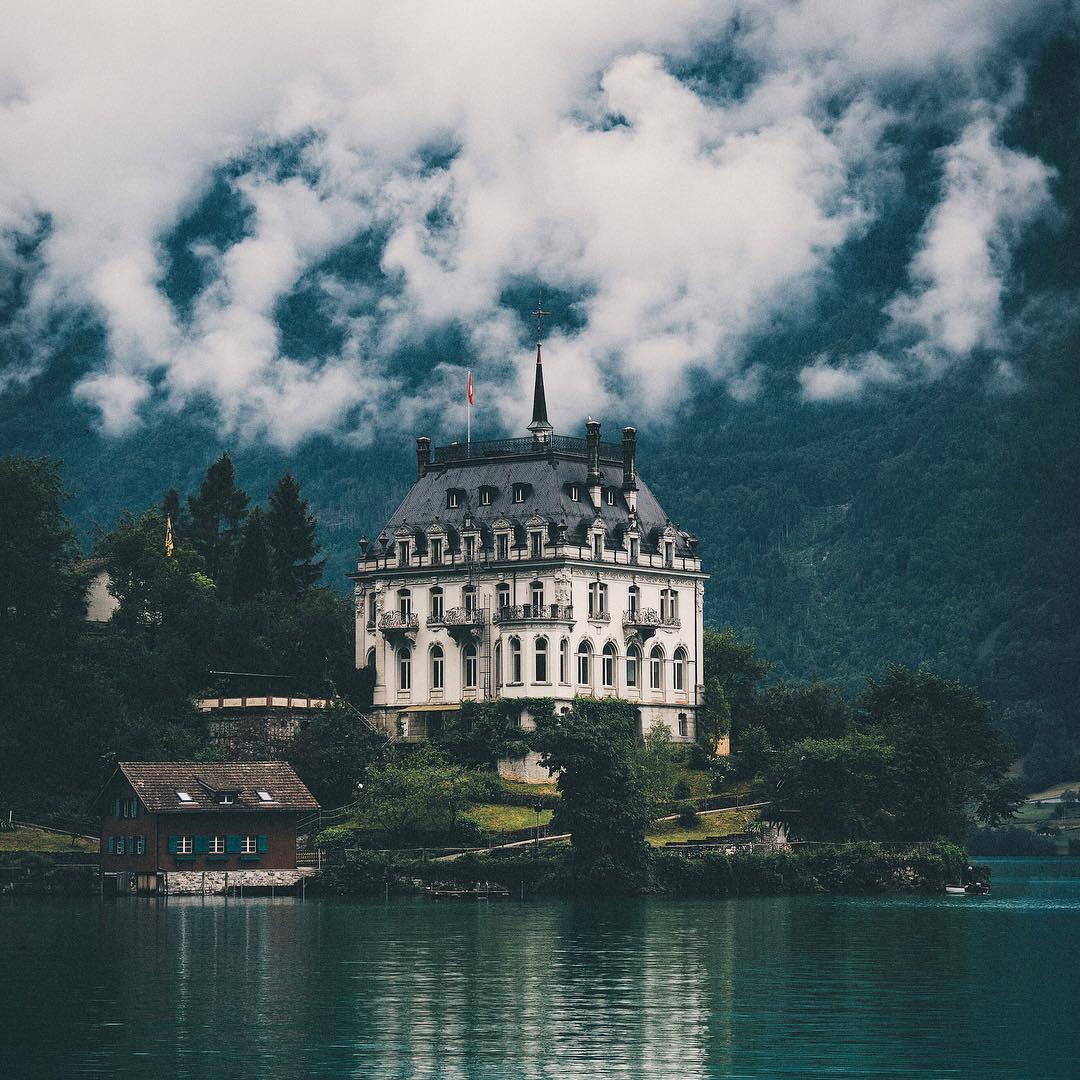 Interlaken-Switzerland
