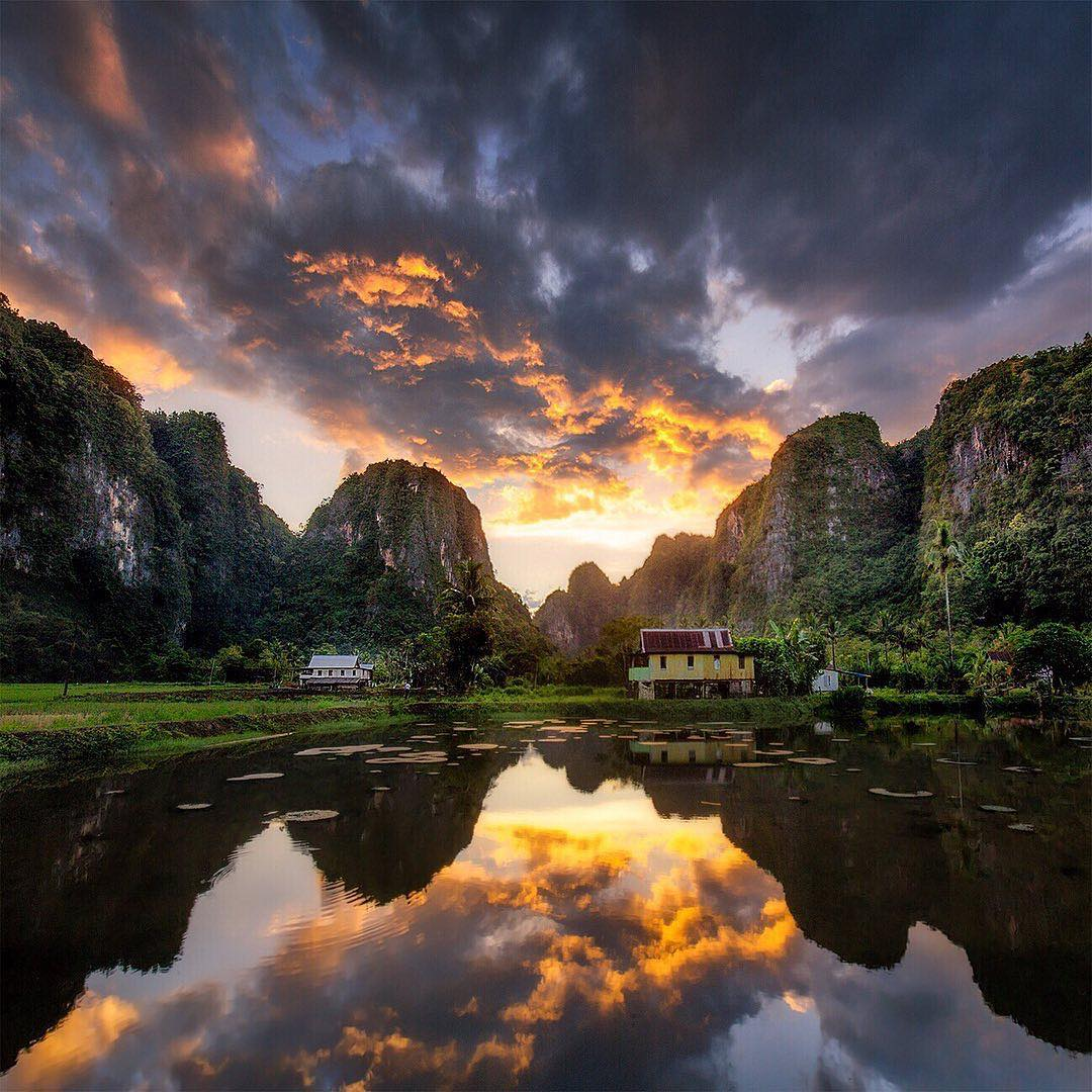 nature landscapes indonesia incredible alk3r