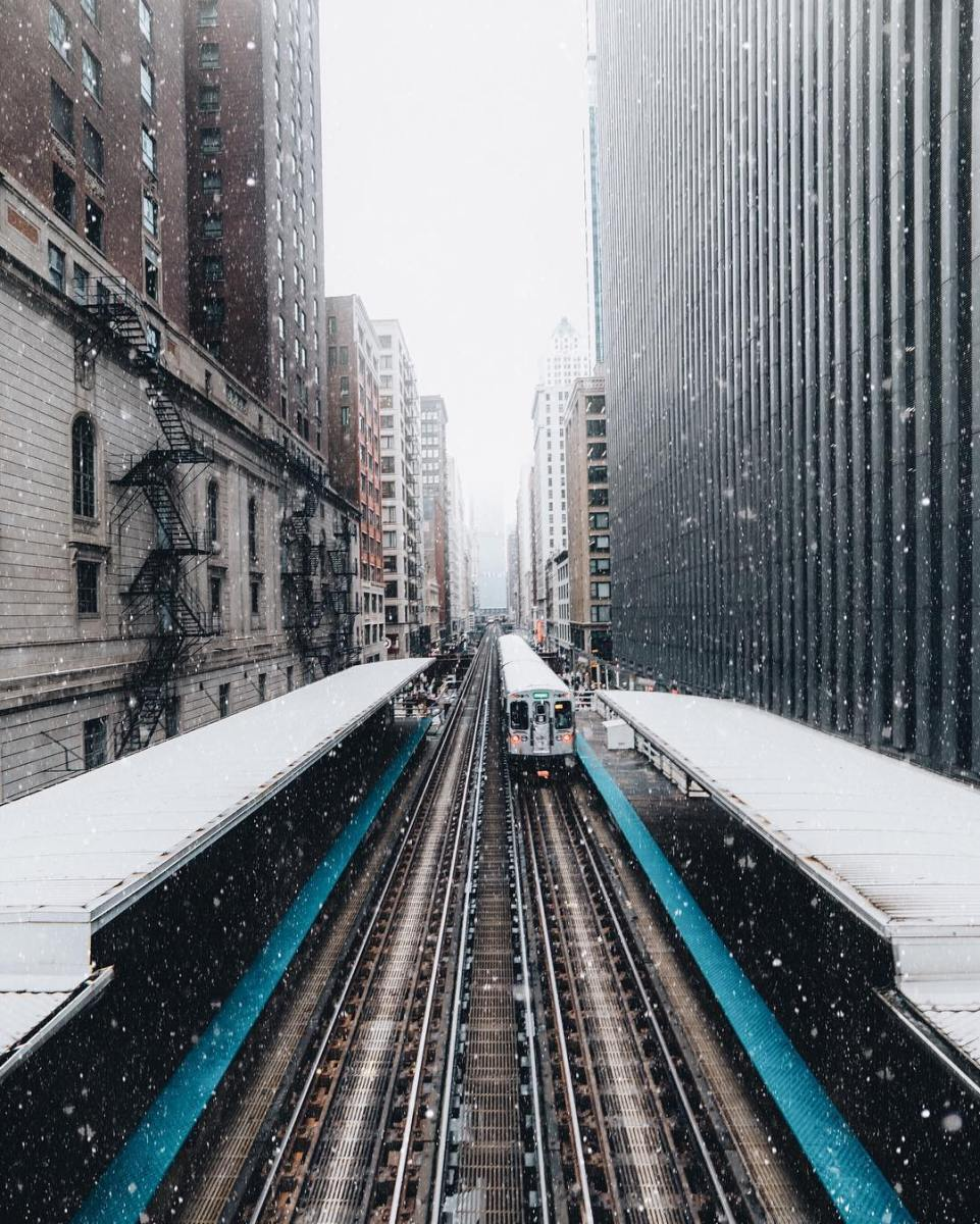 Stunning Urban Photographs