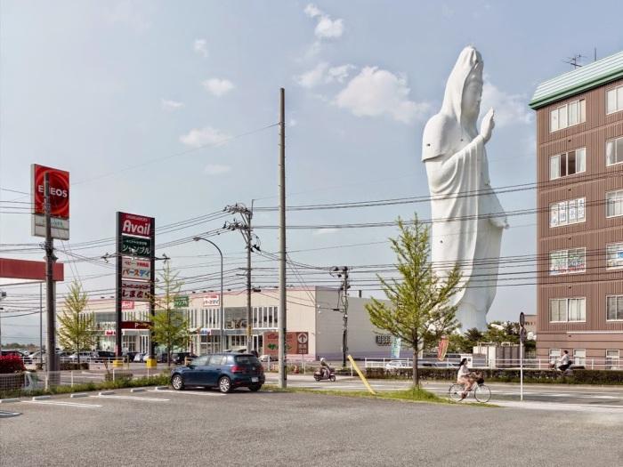Bildergebnis für estatua mas grande del mundo